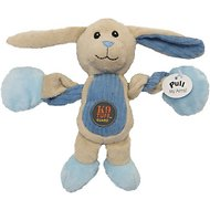 Charming Pet Baby Pulleez Dog Toy, Bunny