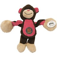 Charming Pet Baby Pulleez Monkey Dog Toy