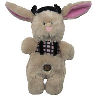 Charming Pet Lumber Jackerz Dog Toy, Bunny
