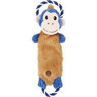 Charming Pet Rip 'Ems Monkey Dog Toy