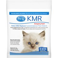 PetAg KMR Kitten Milk Replacer Emergency Pack, 0.75-oz