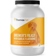 Thomas Labs Brewer's Yeast Powder Dog, Horse & Bird Supplement