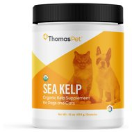 Thomas Labs C Kelp Organic Powder Dog & Cat Supplement, 16-oz jar