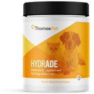 Thomas Labs HydrADE Electrolyte Powder Dog & Cat Supplement, 17.6-oz jar