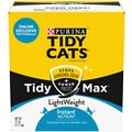 Tidy Max Lightweight Instant Action Scented Clumping Clay Cat Litter