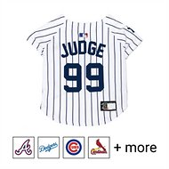 Pets First MLB Players Dog & Cat Jersey, Aaron Judge, Large