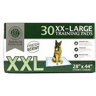 American Kennel Club Dog Training Pads, 27.5 x 44 inches