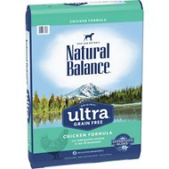 Natural Balance Original Ultra Chicken Formula Grain-Free Dry Dog Food, 24-lb bag
