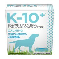 K-10+ Calming Powder Dog Supplement , 28 count