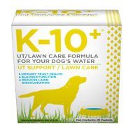 K-10+ UT Support/Lawn Care Powder Dog Supplement, 28 count