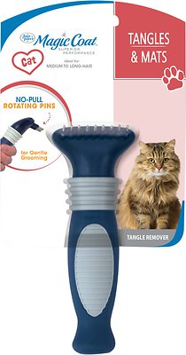 5. Four Paws Magic Coat Tangle Remover Brush for Cats