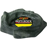 Zoo Med Repti Rock Reptile Water Dish, Color Varies, XSmall