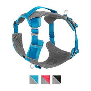 Kurgo Journey Air Polyester Reflective No Pull Dog Harness