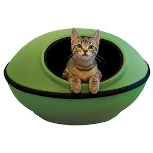 K&H Pet Products Thermo-Mod Dream Pod, Green