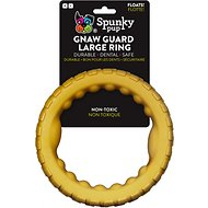 Spunky Pup Gnaw Guard Foam Ring Dog Toy