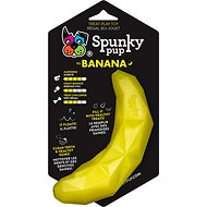 Spunky Pup The Banana Treat Dispenser Dog Toy