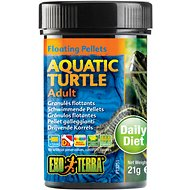 Exo Terra Floating Pellets Adult Aquatic Turtle Food, 0.7-oz jar