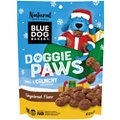 Blue Dog Bakery Doggie Paws Gingerbread Flavor Dog Treats