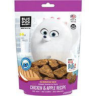 Blue Dog Bakery The Secret Life of Pets 2 Gidget Snacks in Style Chicken & Apple Recipe Dog Treats, 5-oz bag