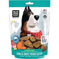 Blue Dog Bakery The Secret Life of Pets 2 Rooster's Farm-To-Bowl Treats Lamb & Sweet Potato Recipe Dog Treats, 5-oz bag
