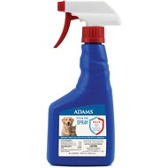 Adams Flea & Tick Dog & Cat Spray, 16-oz bottle