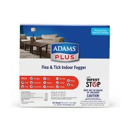 Adams Plus Flea & Tick Indoor Fogger, 1 count