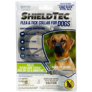 ShieldTec Flea & Tick Collar for Puppies & Dogs, 1 count