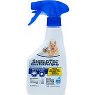 ShieldTec Flea & Tick Pet Spray, 16-oz bottle