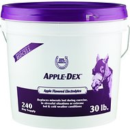 Farnam Horse Health Apple-Dex Apple-Flavored Electrolyte Supplement, 30-lb bucket