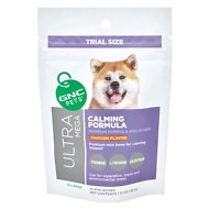 GNC Pets Ultra Mega Calming Formula Chicken Flavor Dog Supplement, 10 count