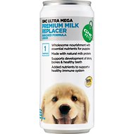 GNC Pets Ultra Mega Premium Milk Replacer Liquid For Puppies, 11-oz bottle