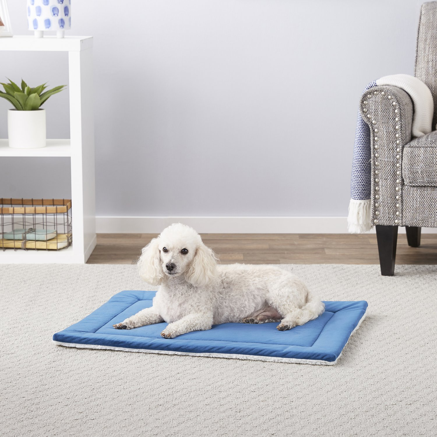Frisco Self Warming Lounger Rectangular Pet Pads