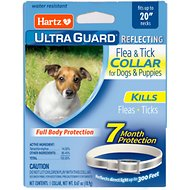 Hartz UltraGuard Reflecting Flea & Tick Dog & Puppy Collar