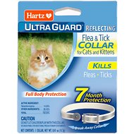 Hartz UltraGuard Reflecting Flea & Tick Cat & Kitten Collar