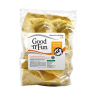 Good 'n' Fun Chicken Flavored Rawhide Chips Dog Chews, 1-lb bag
