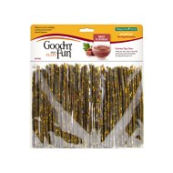 Good 'n' Fun Beefy Flats Dog Chews, 50 count