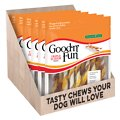 Good 'n ' Fun Triple Flavor Twist Sticks Dog Chews