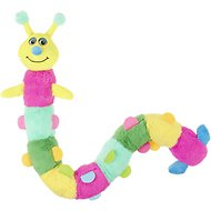 Frisco Puppy Lil' Romps Squeakerpillar Dog Toy