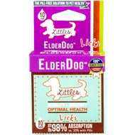 Licks ElderDog Littles Mobility + Immunity Pill-Free Senior Dog Supplement, 10 count