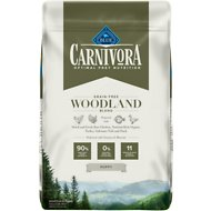 Blue Buffalo Carnivora Woodland Blend Puppy Grain-Free Dry Dog Food, 10-lb bag