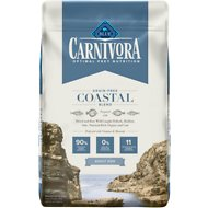 Blue Buffalo Carnivora Coastal Blend Grain-Free Adult Dry Dog Food, 22-lb bag