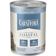 Blue Buffalo Carnivora Coastal Blend Grain-Free Adult Wet Dog Food, 12.5-oz, case of 12