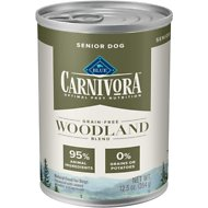 Blue Buffalo Carnivora Woodland Blend Grain-Free Senior Wet Dog Food