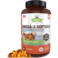 Strawfield Pets Omega-3 Soft Gels Dog Supplement, 250 count