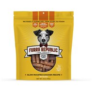 Furry Republic Sticks Slow Roasted Chicken Recipe Dog Treats, 6-oz bag
