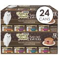 Fancy Feast Savory Centers Variety Pack Canned Cat Food