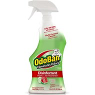 OdoBan Disinfectant Fabric & Air Freshener Spray, Cucumber Melon Scent, 32-oz bottle