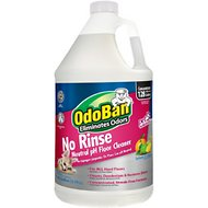 OdoBan No Rinse Neutral pH Floor Cleaner, Citrus Scent, 1-gal bottle
