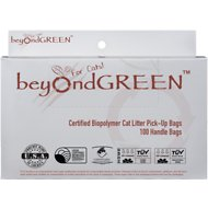 beyondGREEN Compostable Cat Litter Waste Bags