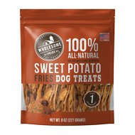 Wholesome Pride Pet Treats Sweet Potato Fries Dog Treats, 8-oz bag